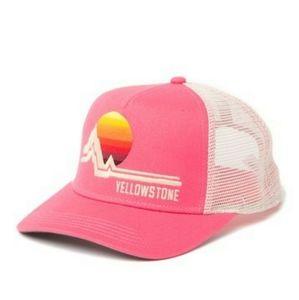 American NeedleYellowstone National Park Valin Hat